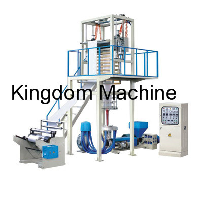Film Blowing Machine For T-shirt Bag