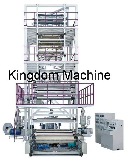 Multi-Layers Film Blowing Machine